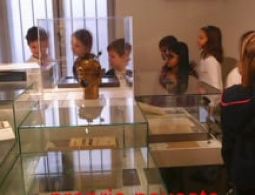 Vizita la Muzeul Literaturii Romane cls. a IIIa